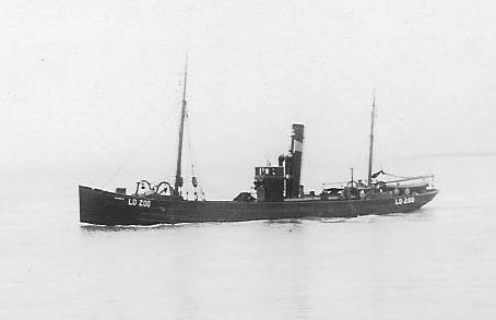 photo of trawler Junco