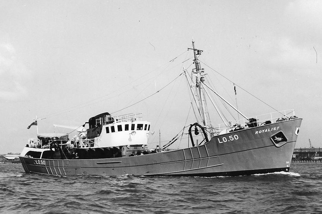photo of trawler Royalist