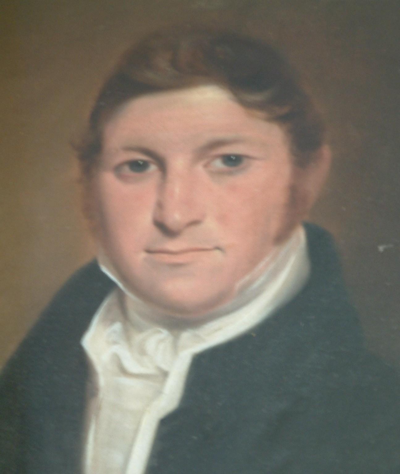 picture of Samuel Hewett