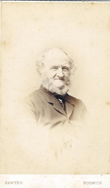photo of Samuel Hewett