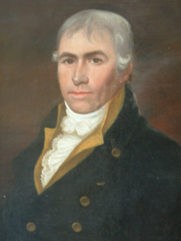 Scrymgeour Hewett 1765-1840