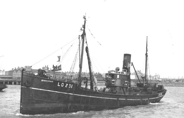 photo of trawler Bridesmaid