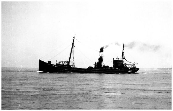 photo of trawler Jamaica
