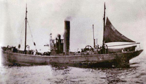 photo of trawler Ladylove