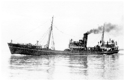 photo of trawler Frobisher