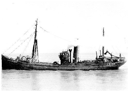 photo of trawler Esher
