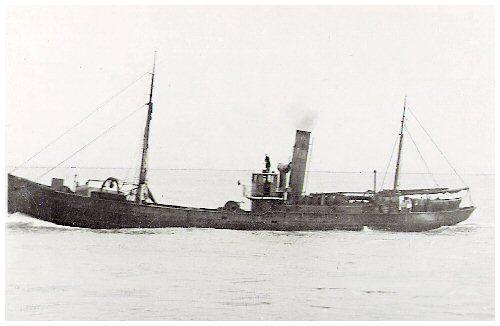 photo of trawler Swan 2