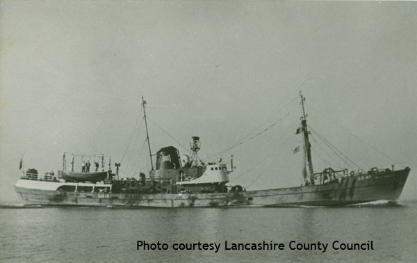 photo of trawler Ella hewett