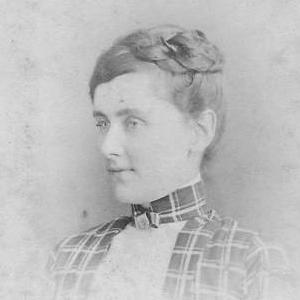 photo of Mrs Morgan