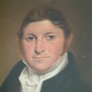 painting of Samuel Hewett